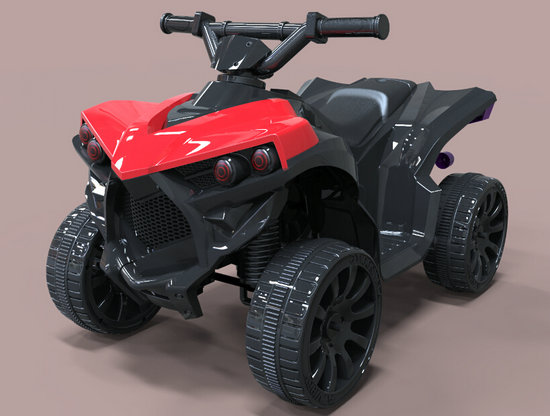 Ride On Quad Bike